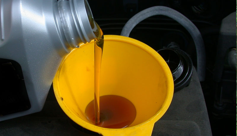 Oil Replacement image