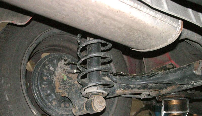 Car Suspension image