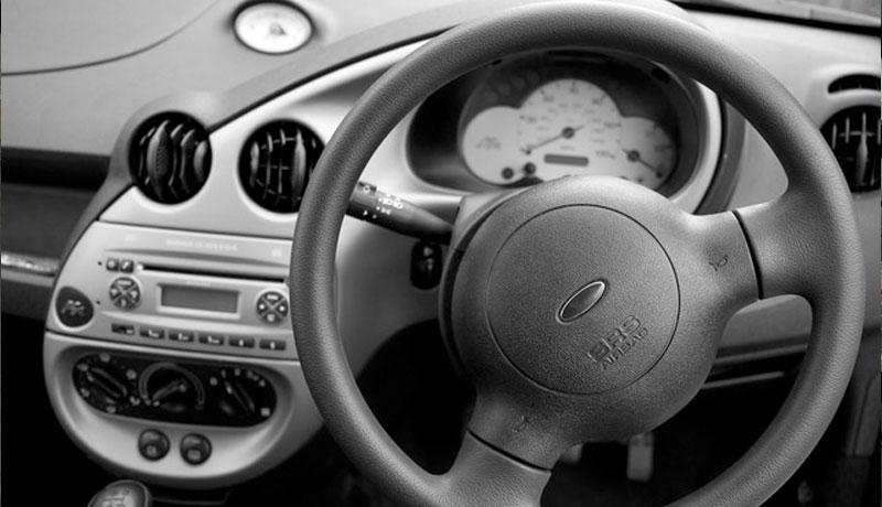 Car Steering image